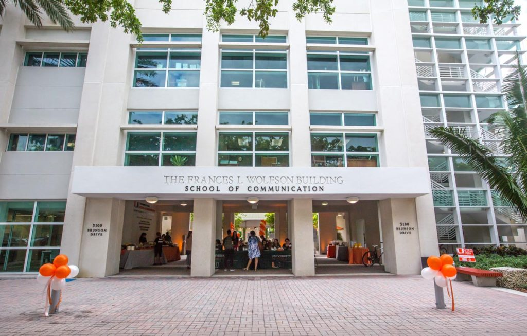 School of Communication, University of Miami