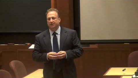 Miles S. Nadal speaks at Harvard University