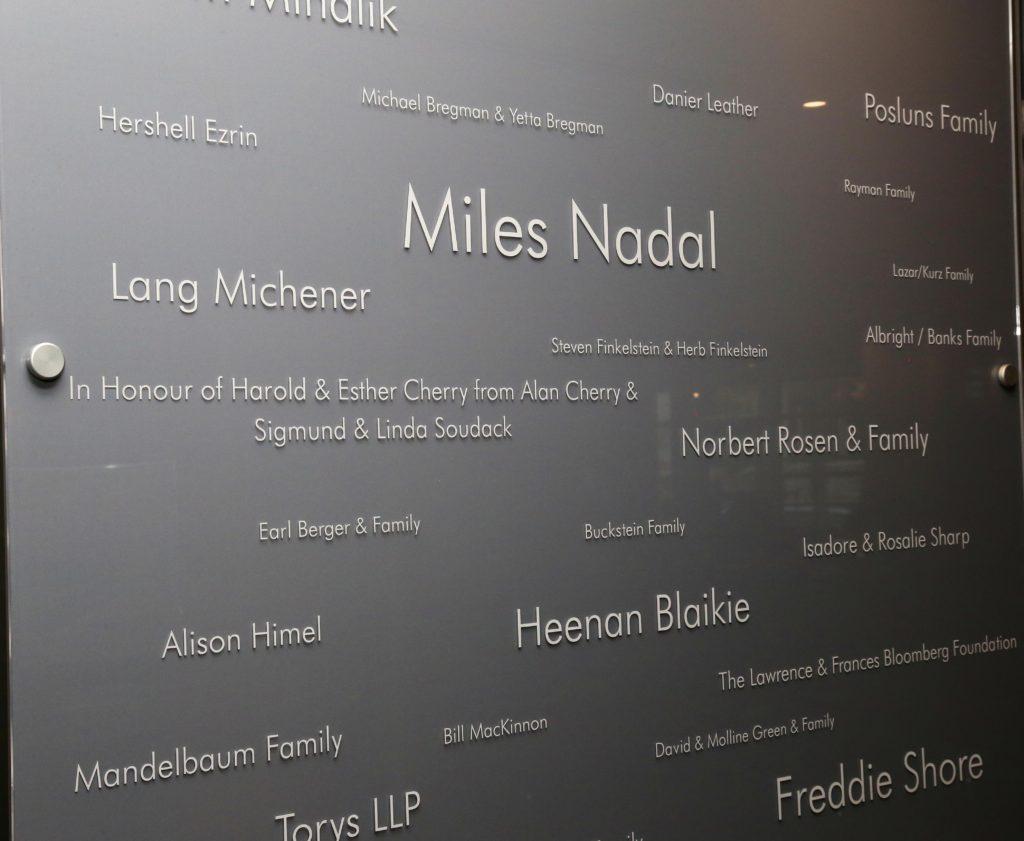 The Miles Nadal Jewish Community Centre