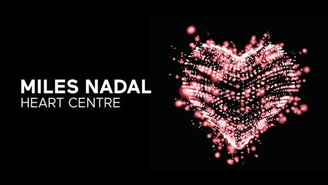 Miles Nadal Heart Centre logo