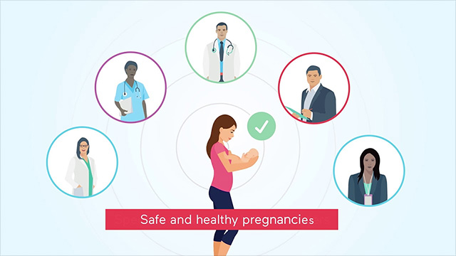 safe and healthy pregnancies